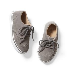 Wingtip Sneaker