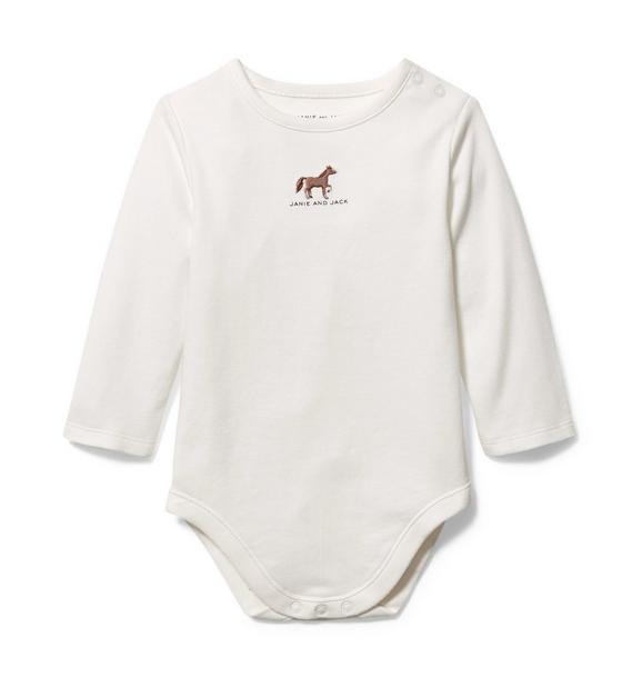Baby Horse Bodysuit