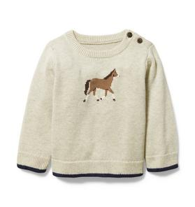 Baby Horse Sweater