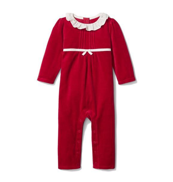 Baby Velour 1-Piece