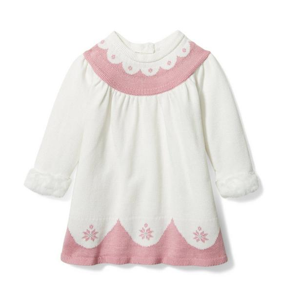 Baby Sweater Dress