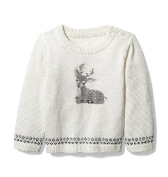 Baby Deer Sweater