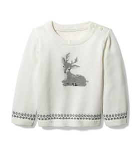 Baby Deer Sweater