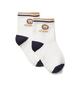 Baby Lion Sock