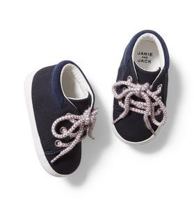 Baby Sneaker Crib Shoe