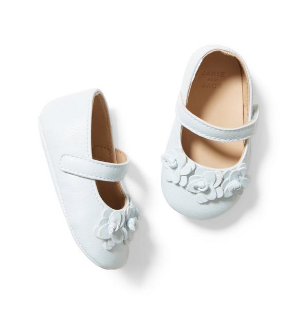 Baby Flower Crib Shoe
