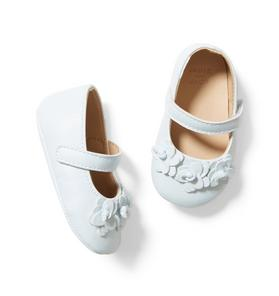 Baby Flower Crib Shoe