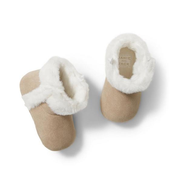 Baby Sherpa Crib Boots