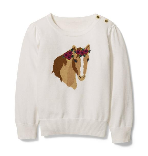Horse Sweater