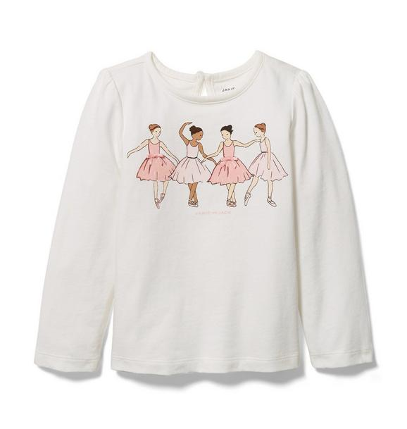 Ballerina Friends Tee