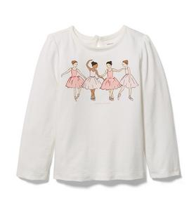 Ballerina Friends Tee
