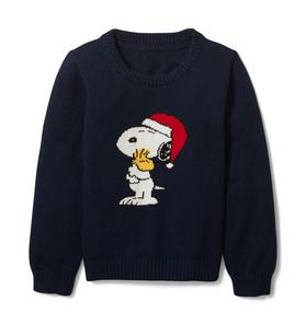 PEANUTS™ Christmas Snoopy Sweater