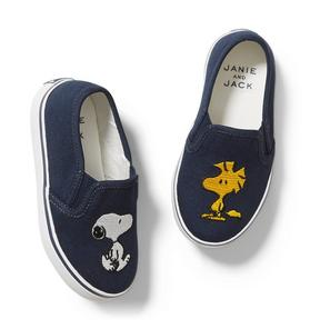 PEANUTS™ Snoopy And Woodstock Sneaker
