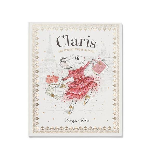 Claris: The Chicest Mouse In Paris Book
