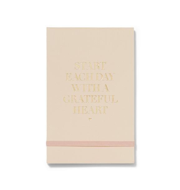 Sugar Paper Grateful Heart Notebook