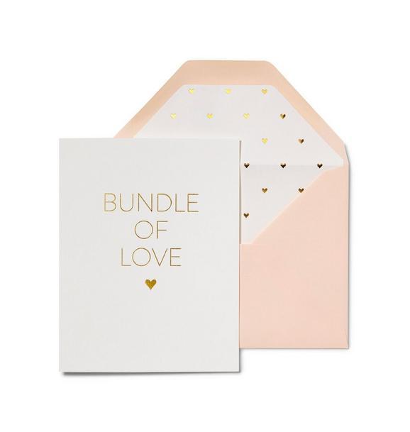 Sugar Paper Bundle Of Love Card