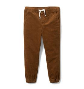Corduroy Pull-On Jogger