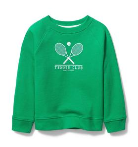Tennis Club Sweatshirt