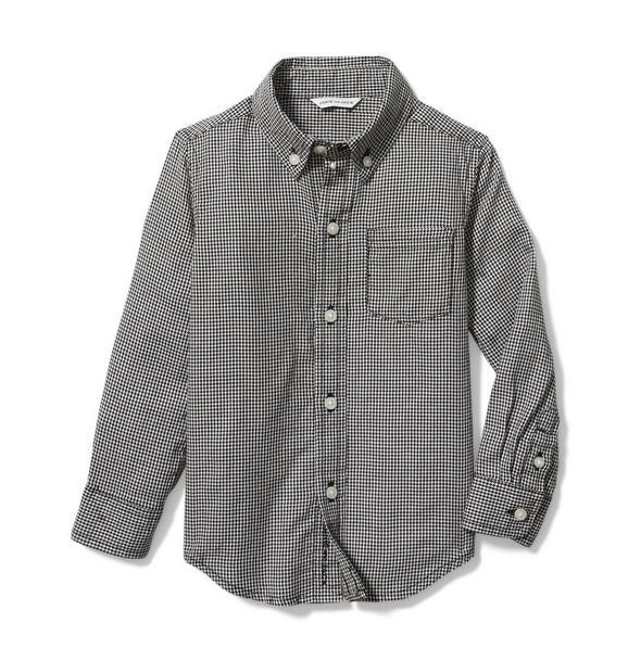 Houndstooth Shirt