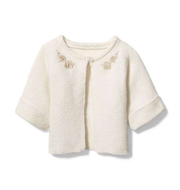 Baby Textured Cardigan