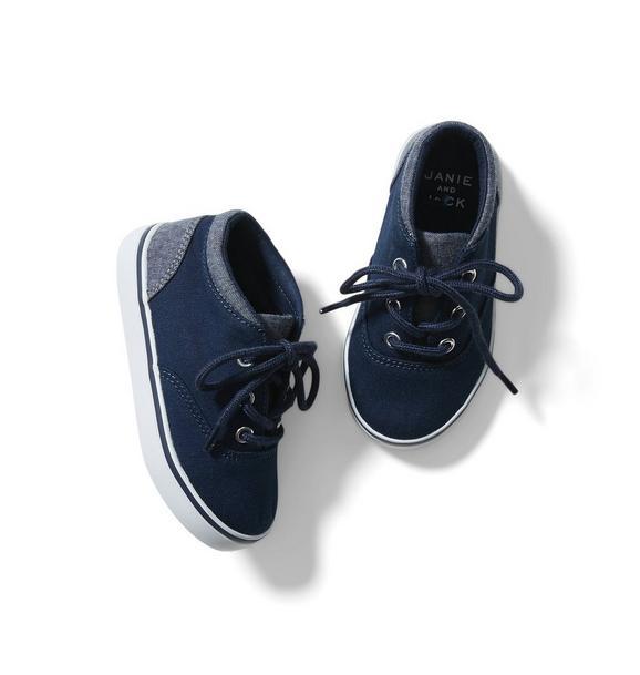 Colorblocked Sneaker