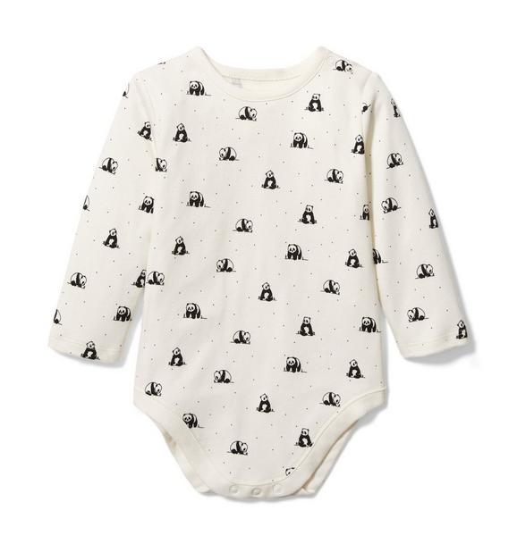 Baby Panda Bodysuit