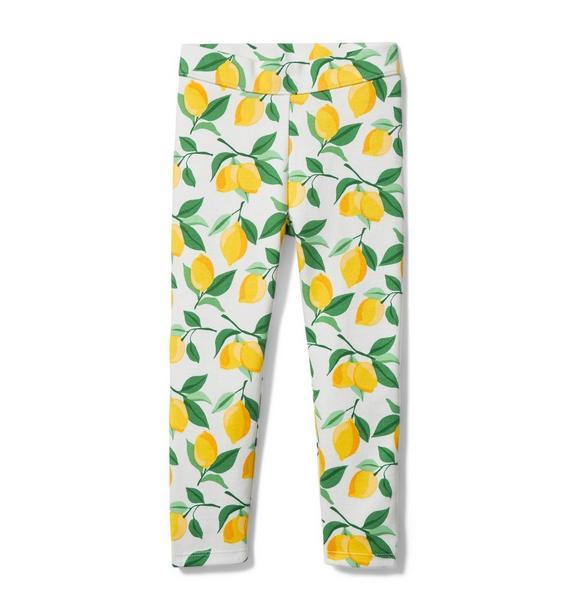 Lemon Ponte Pant