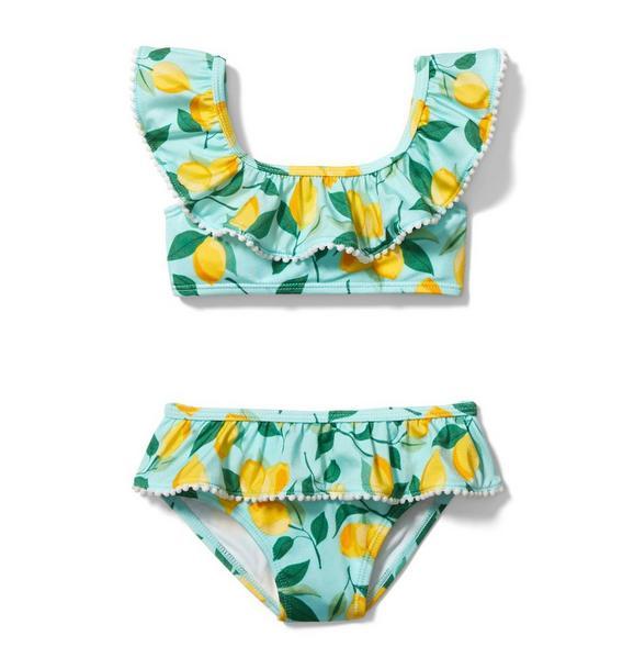 Lemon 2-Piece Swimsuit