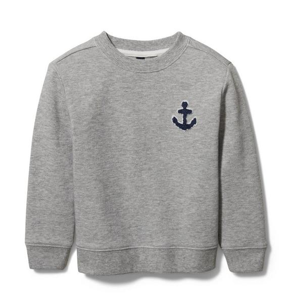 French Terry Anchor Sweatshirt