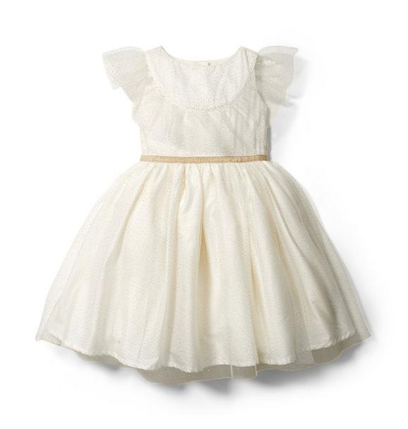 Janie and Jack Sparkle Tulle Dress