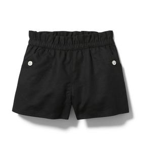 Button Pull-On Short
