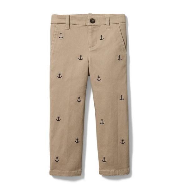 Anchor Stretch Twill Pant