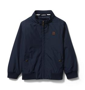 Mock Neck Jacket