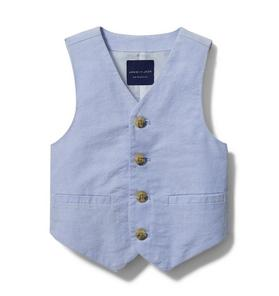 Oxford Suit Vest