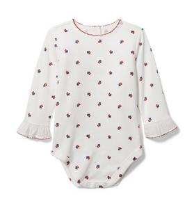 Baby Cherry Bodysuit