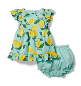 Baby Lemon Matching Set