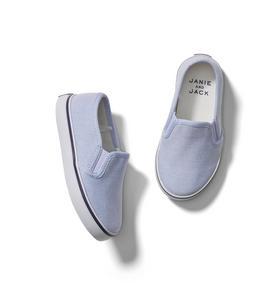 Oxford Slip-On Sneaker