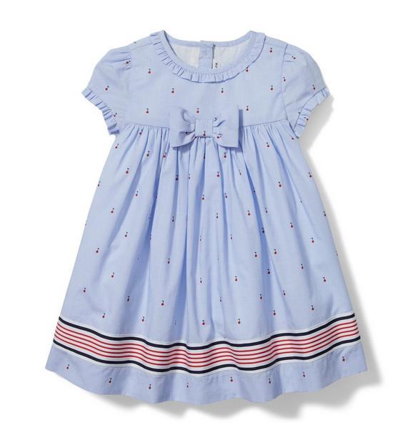 Baby Mini Cherry Dress