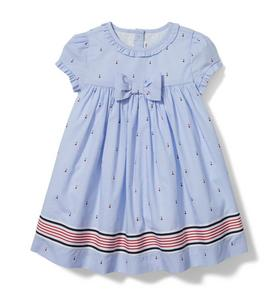 Baby Mini Cherry Dress