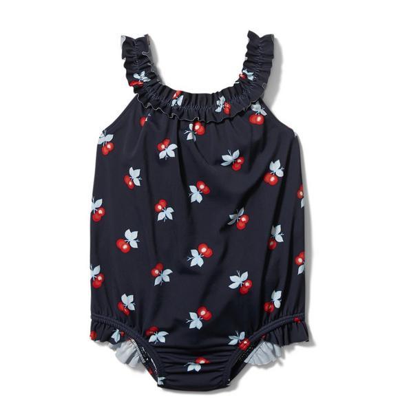 Baby Cherry Swimsuit