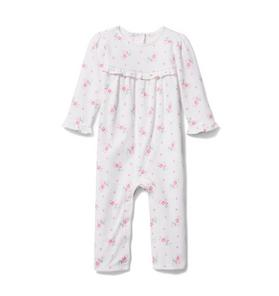 Baby Floral 1-Piece