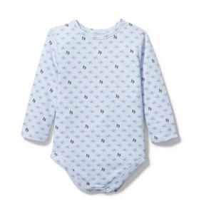 Baby Elephant Bodysuit