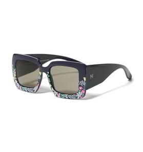Floral Border Sunglasses