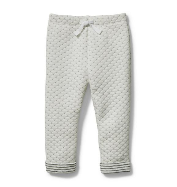 Baby Quilted Pant