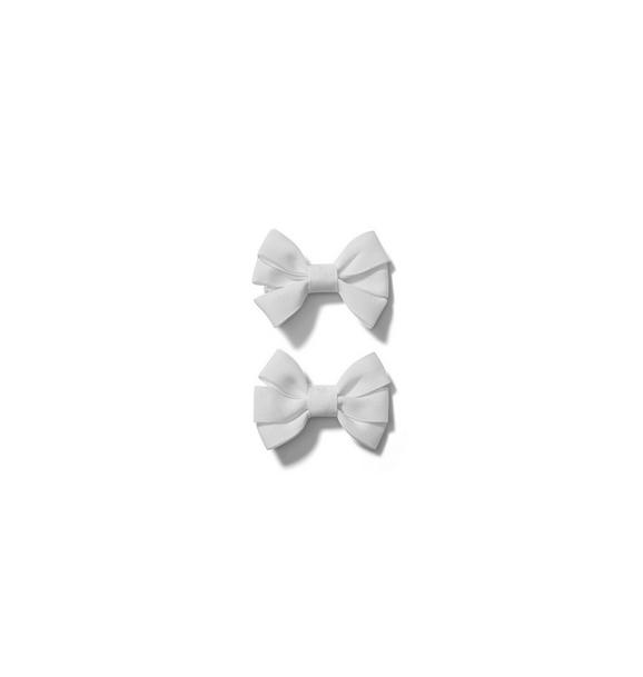 Mini Bow Barrette