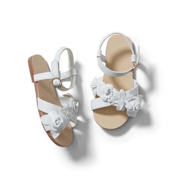 Flower Sandal