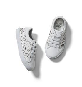 Eyelet Sneaker