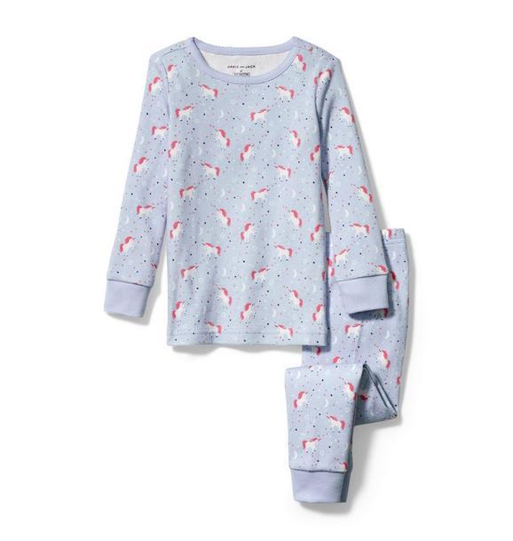 Unicorn Pajama Set