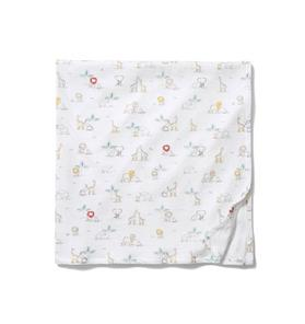 Baby Safari Swaddle Blanket