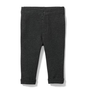 Baby Brushed Pull-On Pant
